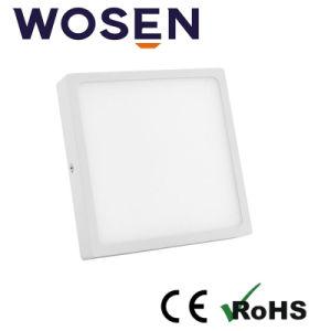 Poupança de Energia populares 30W margem estreita do painel de LED de superfície (quadrado)