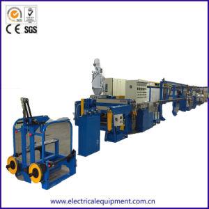 Автоматическое создание провод экструзии кабель производителем оборудования