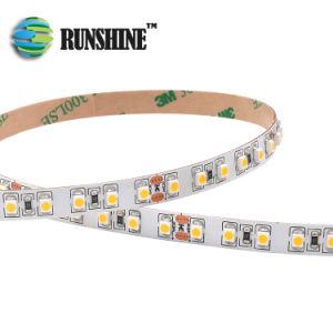 indicatore luminoso di striscia di 9.6W 120LEDs/M SMD3528 LED nella qualità professionale