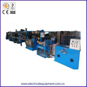 Автоматическое создание проводной кабель Manufactury экструзионного оборудования