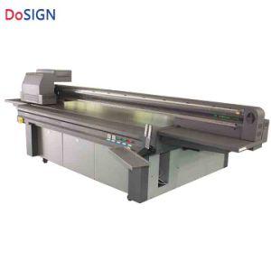Brede UVleiden van Impresora van de Machine van de Druk van de Ceramiektegel van de Plaat van het Formaat Houten