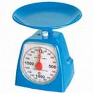 bilancia dinamometrica di plastica della scala della cucina 2kg
