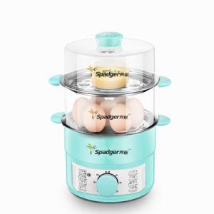 タイミング・デバイスが付いている食糧汽船の卵の炊事道具1.3Lの熱い鍋