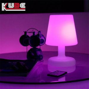 LEDの接触ベッドサイド・テーブルランプの屋内電池式ランプ