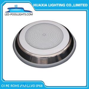 Pi68 18W 12V RGB LED subaquática Piscina luz para a camisa exterior/concreto exterior