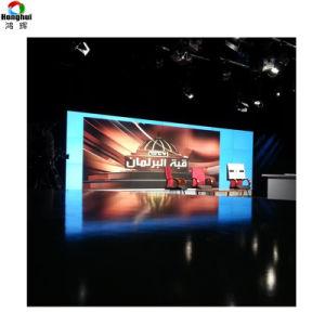 Pleine couleur Indoor HD 3840 Hz de la publicité TV à écran LED P4