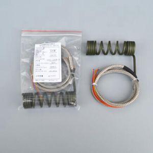 熱電対構築のが付いている注入型機械熱交換のばねのコイル・ヒーター1500W