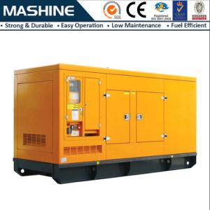 3 Phase 60Hz 440V 220kVA Groupe électrogène Diesel silencieux pour la vente