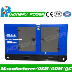 Генераторная установка дизельного двигателя с Yto двигателя в режиме ожидания рейтинг 80 ква