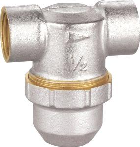 黄銅はニッケルメッキFT1004の真鍮フィルターを造った