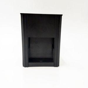ABS Einspritzung geformter Plastik zerteilt schwarzes Shell-Spritzen