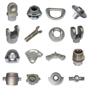 Ts16949プラント製造業の鋼鉄は熱い鍛造材出版物を分ける