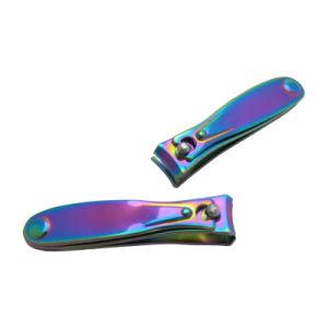 Kleine Clipper van de Spijker van het Koolstofstaal van de Hoogste Kwaliteit van de Stijl van Korea van het Titanium van de Grootte (314AT)