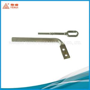 La aleación de aluminio tipo de compresión hidráulica de la Tensión/Dead End Abrazadera para ACSR