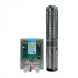 Los nuevos sumergibles de pozo profundo bomba solar de agua