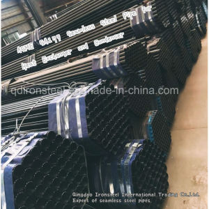 ASME SA179 Cold -cold - drawn Low Carbon Seamless Steel Pipe voor Heat Exchanger en Condenser