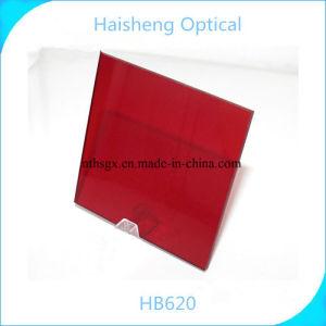 A HB620 Vidro óptico vermelho