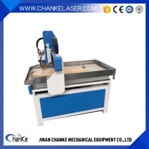 600X900mm 2.2kw木印アクリルMDF CNCの打抜き機