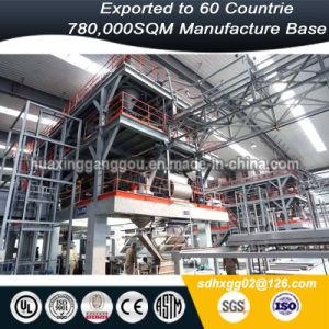 Estrutura de aço fabricados em material ASTM Imóveis