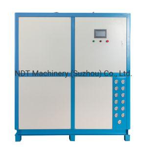 Inyección termoformado soplado de enfriado por aire Chiller para agua industrial de la máquina de plástico