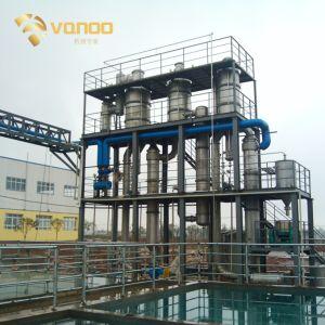 Máquina Crystallizer Sulfato de amónio Three-Effect Evaporação contínua do tipo Crystallizer Oslo