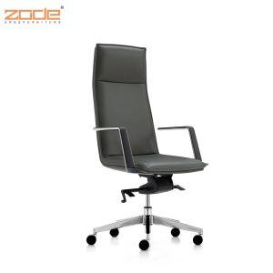 Fábrica al por mayor silla de Oficina Ejecutiva renovable silla de personal Negro de lujo