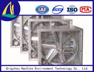 Grau de isolamento de fibra de vidro de fase F 3 ventilador de exaustão para o Green House/Ventilação Industrial