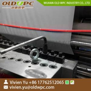 Lopende band van de Vloer van SPC van de Machine van de Productie van de Tegel van de Vloer van pvc de Vinyl