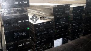Ferramenta de Trabalhos a Quente da Placa de ligas de aço Barra Redonda-1.2344 DIN/AISI-H13