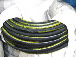 Rubber Air Hose with Wove Surface (1/4 to 2)