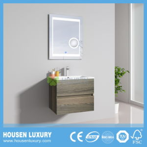 Smart MDF Cuarto de baño con LED Lupa espejo HS-B1104-600