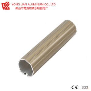Water-Proof Perfil de extrusión de aluminio para la construcción de muro cortina y