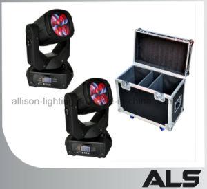 ALS luces LED de alta calidad Super Cabezal movible 4X25W