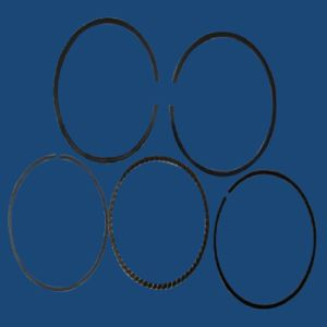 2 КВА EF2600 Mz175 166f генератора запасные части поршневого кольца