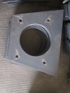 ISO9001를 가진 폴리우레탄 주물 수지를 위한 높은 정밀도 탄 폭파 기계 예비 품목: 2008년