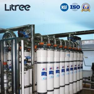 Litere membrana de ultrafiltración Módulo para el sistema de tratamiento de agua Filtro de agua