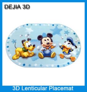 Pp. 3D lentikulares Tablemat&Placemat ---Dejia3d. COM
