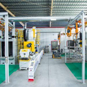 تنظيف آلة صاحب مصنع حارّ عمليّة بيع غزال علاّق [سندبلستينغ] لأنّ يرفع معدّ آليّ مع طلقة خردق [بلست مشن] أجزاء