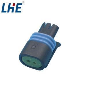 デルファイ12162193自動車配線ターミナル自動車2 Pinの防水コネクター