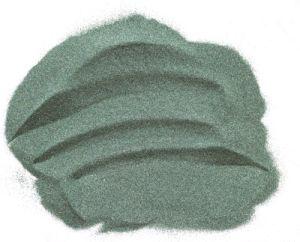 닦는 합성 물자 녹색 까만 실리콘 탄화물