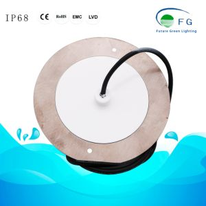 IP68 8W-35W поверхностного цвет RGB LED подводным плавательным лампа
