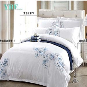中国Manufacterの明白な高級ホテルの寝具
