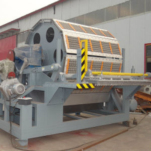 A produção de grande tabuleiro de ovos de moldagem de Celulose Preço da Máquina