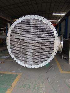 発電のためのシェルそして管の熱交換器