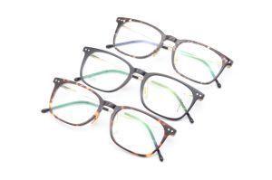 De Grote Kwaliteit van de voorraad en de Hete Verkopende Oogglazen van Eyewear van de Frames van de Acetaat Optische