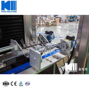 PVC automatique/PET/PP/OPS manchon rétractable de l'étiquetage de la machine thermique