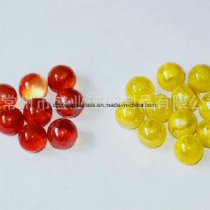 China coloridas bolitas de vidrio decorativo para decorar