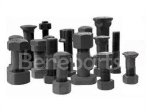 pièces de rechange d'excavatrice 4f4042 Boulon de dent de godet