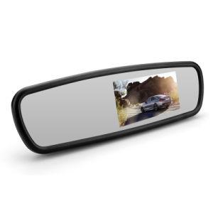 4.3-pulgadas de Grabación Dual Dash espejo de la Cámara de Coche Especial
