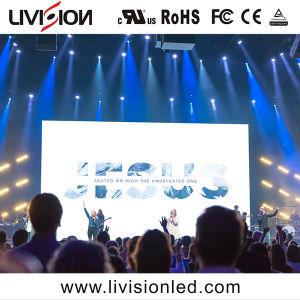 高品質P3.9/4.8教会ビデオスクリーンのための屋内LED表示スクリーンレンタルLEDのスクリーン